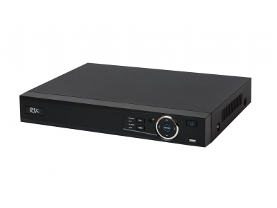Новые мультиформатные HD-видеорегистраторы RVi с поддержкой записи до 8 Мп
