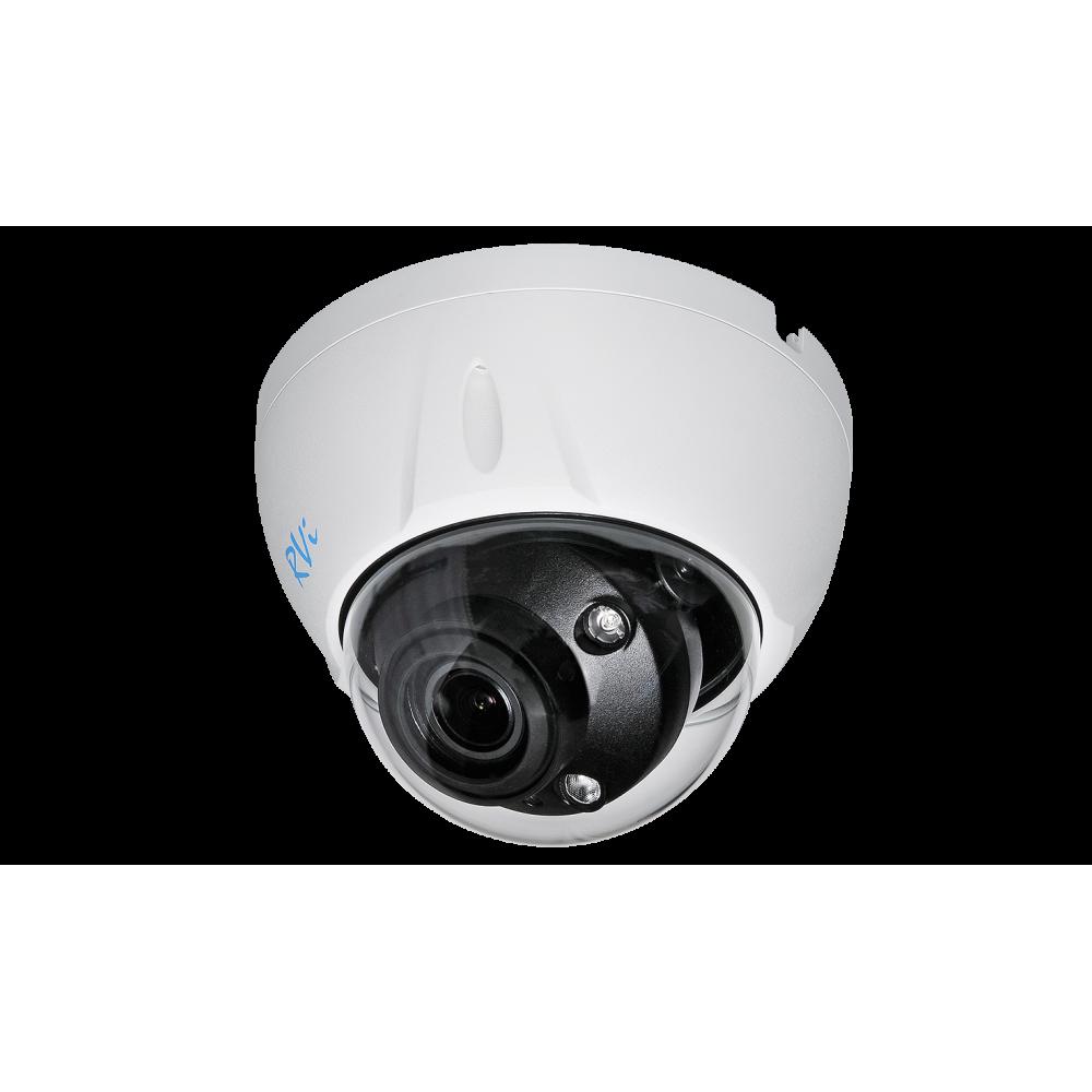 Уличная антивандальная IP-камеры видеонаблюдения RVi-CFG20/75V4/S